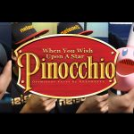 Pinocchio- When you Wish Upon a Star (Otamatone Cover by NELSONTYC)